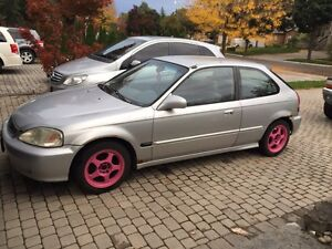2000 Honda Civic DX as is need gone !
