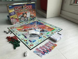 Monopoly Here & Now Canada Version - Electronic Banking