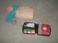 Red Cross First Aid/CPR/AED courses in Kingston,ON