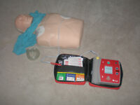 First Aid and CPR courses in Kingston and surrounding area