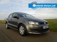 2011/11 VOLKSWAGEN POLO 1.2 S 5DR (A/C) - LOW MILES - IDEAL 1ST CAR