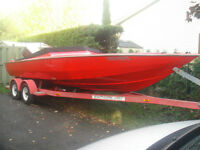 velocity 220 outbord 250 hp