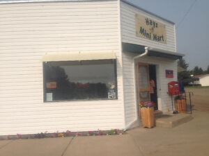 Great Opportunity: Small Town Corner Store with Post Office