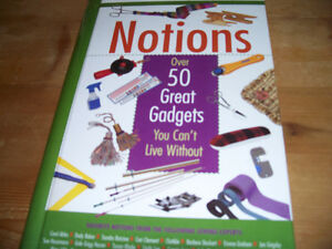 NOTIONS..50 Great Gadgets You Can't live Without