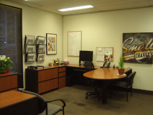 Discounted Office Space Downtown!