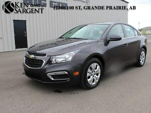 2015 Chevrolet Cruze LT w/1LT   REAR VISION CAMERA