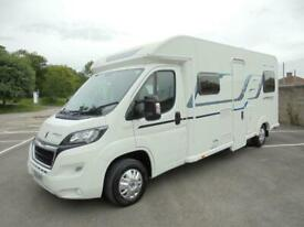 2016 16 BAILEY APPROACH ADVANCE 665 6 BERTH IN WHITE # JUST 10000 MLS FSH #