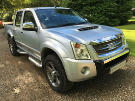 2010 ISUZU RODEO DENVER MAX LE 3.0CRD MANUAL LEATHER