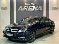 2012 Mercedes-Benz C Class 1.8 C250 BlueEFFICIENCY AMG Sport 2dr Coupe Petrol Au
