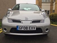 NISSAN MICRA 1.2 MANUAL 5 DOORS WITH FULL SERVICE HISTORY