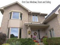 Winter Special 10 Windows installed for $4990.00 + HST