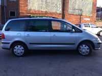 Seat Alhambra 2007 Price Drop Needs to go now, Not Ford Galaxy Are Vw Sharan,