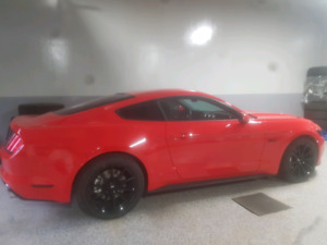 2017 Ford Mustang GT 6 speed / Trade