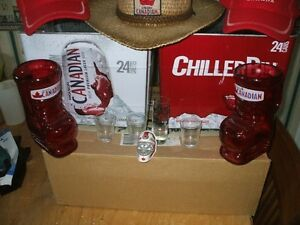 MOLSON CANADIAN MUGS,CAPS,HAT,ICE BUCKETS AND BOTTLE OPENER Regina Regina Area image 2