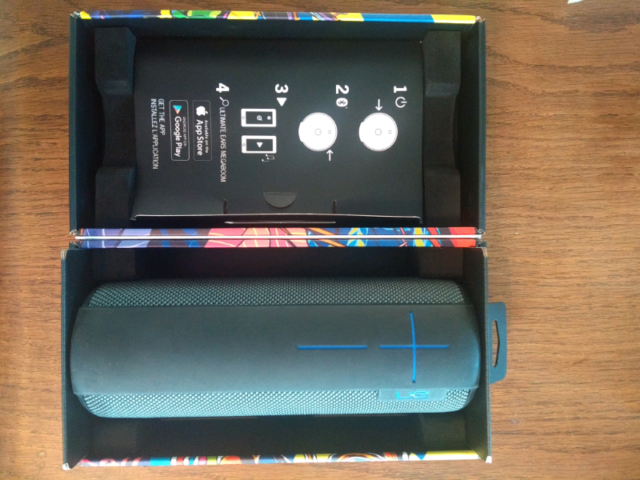 Ultimate ears megaboom speaker Bluetooth waterproof | in Carmarthen,  Carmarthenshire | Gumtree
