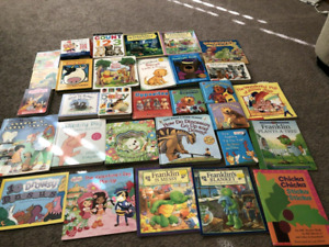 Children's kids books assorted ages youth  over 50 books