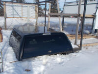 For Sale Used Extra Short Nissan Frontier Truck Canopy Topper Red Deer Alberta Preview