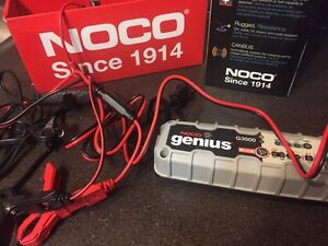 Battery charger ( genius g3500 )