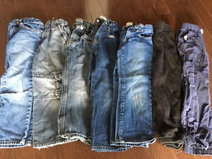 Lot 2 Boys Size 5 - 5/6 - 6 Clothing