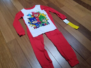 Boys Brand New P.J. Masks Pyjamas