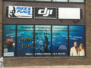 CELLULAR PHONE, COMPUTER REPAIR, DRONE & DJI SALES MIKE'S PLACE