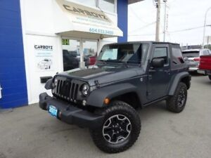 "0 Jeep Wrangler Sport S 4x4, 2 Dr, 6 Spd, 33"" A/T's, One Owner"