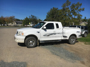 2003 Ford F-150 XLT Pickup Truck (Sold Pending Pickup)