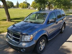 2007 DODGE DURANGO ADVENTURER 5.7 HEMI! 4X4 SUV! SEATS 8!
