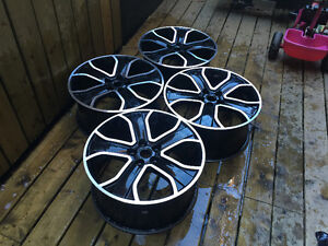 bmw & range rover 20inche wheels Autobiography 5 x 120mm