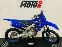 2021 YAMAHA YZF 250 MOTORCROSS BIKE. YZF SXF FC KXF CRF RMZ