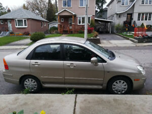 2005 SUZUKI AERIO IN EXCELLENT CONDITIONS