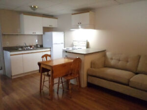 Inlaw suite available June 1st student or younger working person