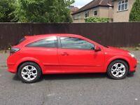 Vauxhall Astra SXI 3 door Hatchback 1.6 Petrol