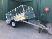 8x5  Box Trailer 425mm Hi Side. Upgradeable. Base Trailer Price Toowoomba Toowoomba City Preview