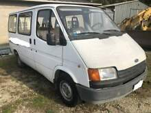 Ford Transit Pulmino Bus 9 Posti