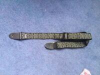 Dunlop guitar strap