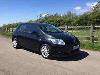 Toyota Auris 2.0D-4D T3 finance avaialble from £25 per week