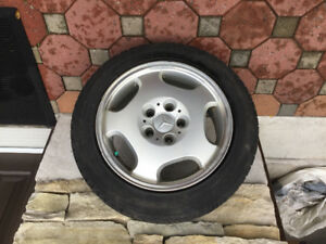 Mercedes Winter Tires 205-55 R16 Yokohama