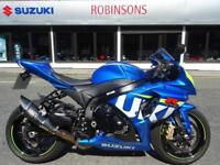 2015 65 Reg Suzuki GSXR1000 AL5 ABS GP 6497 miles lots of nice extras fitted