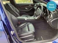 2018 Mercedes-Benz C Class C220d AMG Line 4dr 9G-Tronic SALOON Diesel Automatic