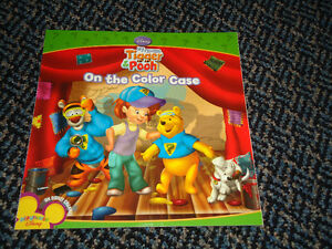 My Friends Tigger & Pooh on the Color Case Paperback