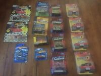 Collection of 15 1:64 1:55 Die-cast Cars