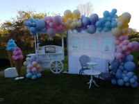 Balloons decoration- Excellent service and affordable prices