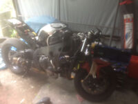 PARTING OUT CBR 1000RR