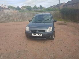 Ford Fusion 1.6 noted till December £525