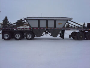 Belly Dump Trailers Direct From Factory Moose Jaw Regina Area image 1