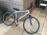 British eagle mountain bike