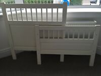 IKEA Hemnes Single Bed Frame.