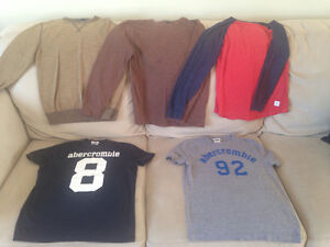 Boys Gap and Abercrombie Medium size 8