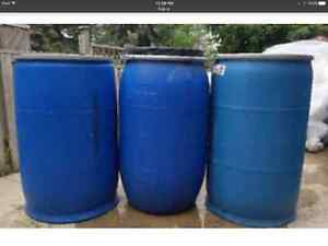 Barrels bung style / open top / shipping